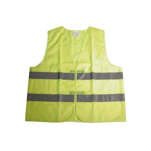Veiligheidsvest Oxford geel XL