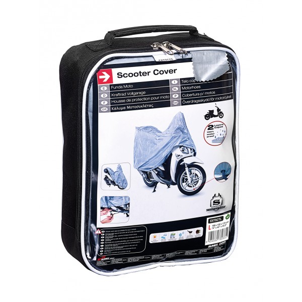 Cover Plus Scooterhoes Classic Maat L 188x102x115cm