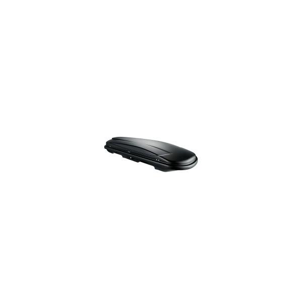 Zomer-/Skibox Xtreme 500 Liter Mat/zwart 225x83x39cm