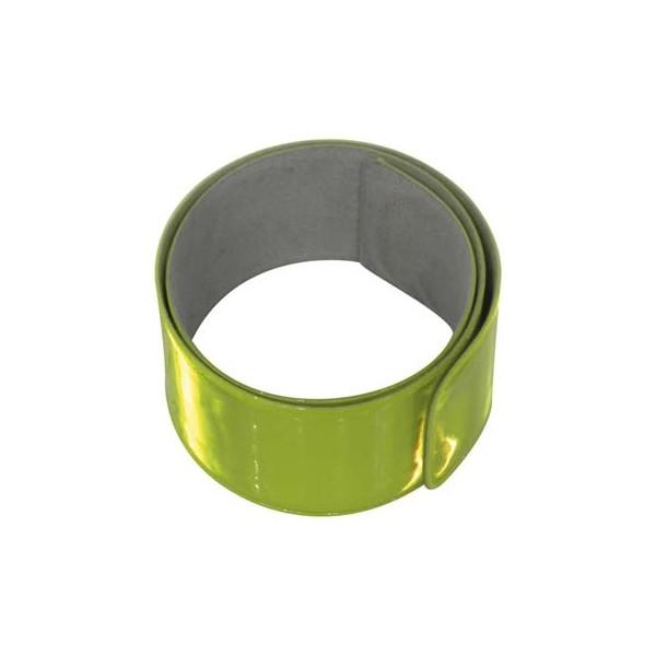 Reflecterende band Snap-wrap 1x35cm