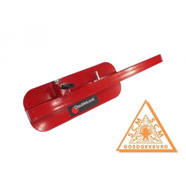 Doublelock Wielslot Compact Buffalo RED SCM Erkend